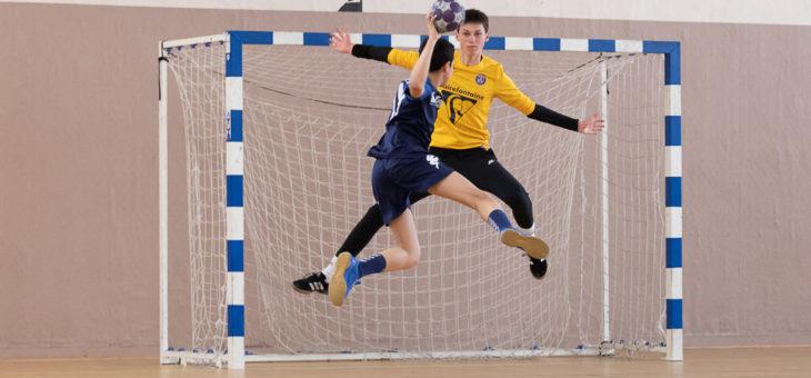 -15 ans 1 &2 US Créteil handball- PSG handball-Saint Mandé