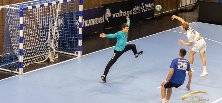 Protégé: US Creteil Handball U18 M1 VS ENTENTE SUD 93